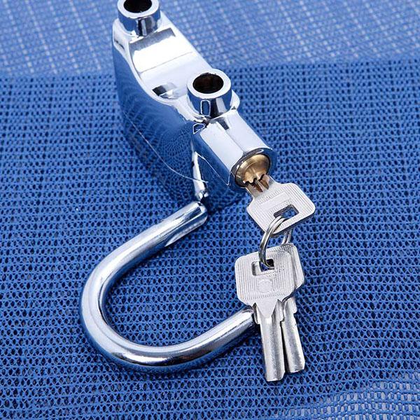 Bán sỉ ổ khóa chống trộm Kinbar Alarm Lock 110DBA