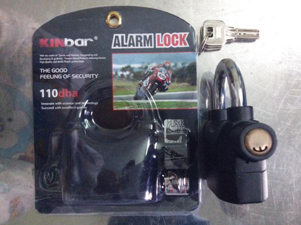 Bán buôn ổ khóa báo động chống trộm Kinbar