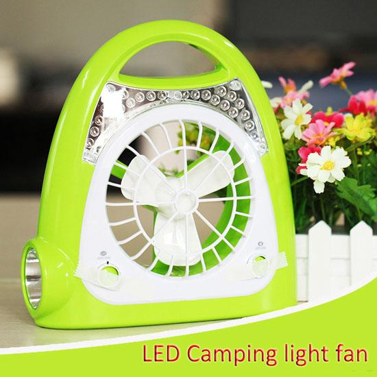 Quạt tích hợp đèn led 3 chức năng DP-0508