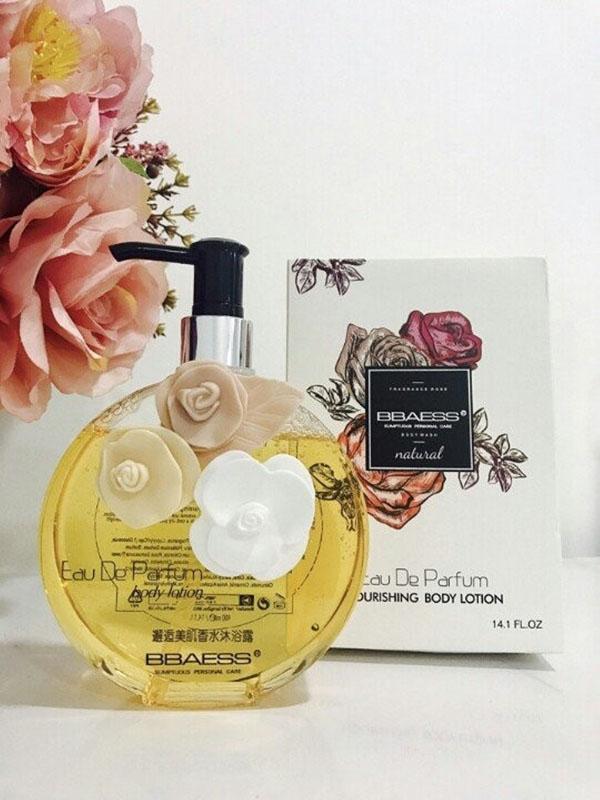 Sữa tắm hương nước hoa BBAESS Natural Eau De Parfum