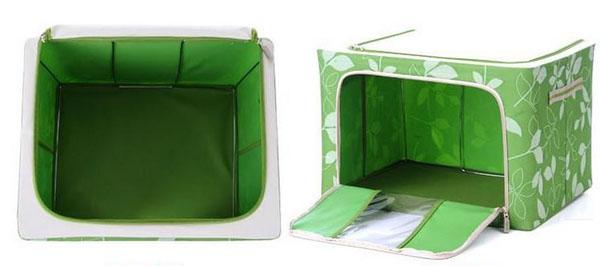 Tủ vải đựng đồ khung thép chịu lực