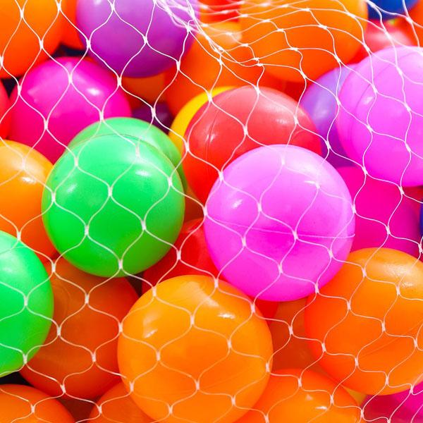 Bán buôn túi 100 quả bóng nhựa cho bé