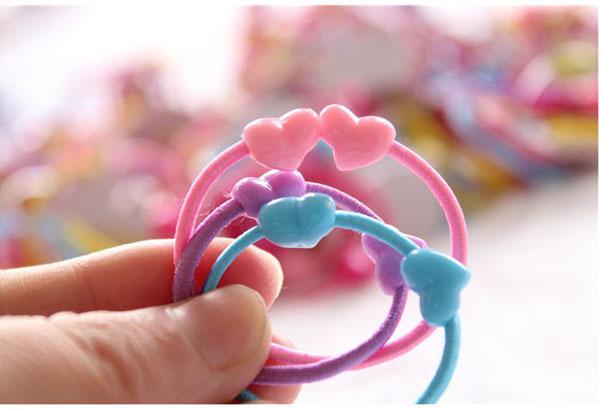 Túi dây buộc tóc dễ thương cho bé