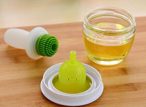 Bộ dụng cụ phết dầu bơ khi nướng