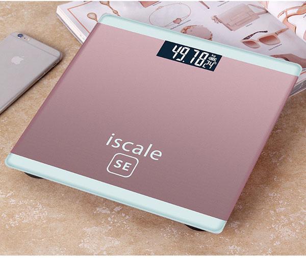 Bán buôn cân sức khỏe điện tử ISCALE SE