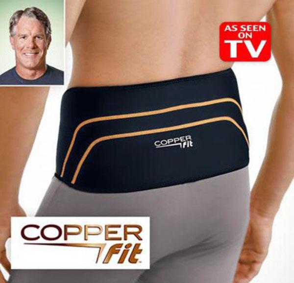 Đai nịt bụng giảm mỡ Copper Fit