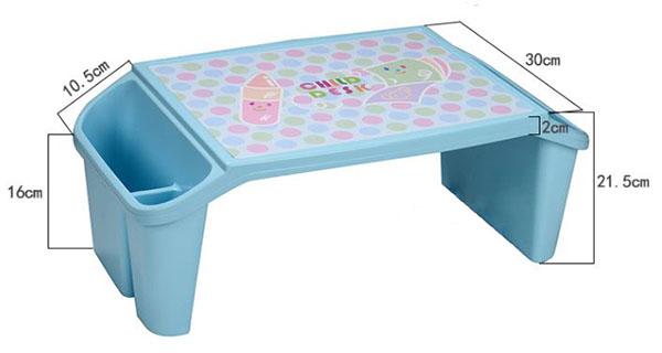 Bán sỉ bàn nhựa trẻ em đa năng Iseto Nhật