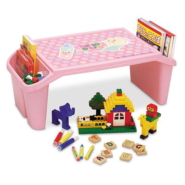 Bán buôn bàn nhựa trẻ em đa năng Iseto Nhật