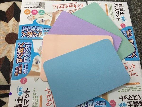 Thảm cứng siêu thấm Nhật Bản giá tốt