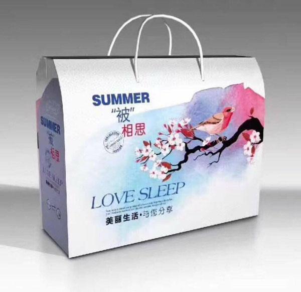 Chăn hè thu Summer Love Sleep có hộp