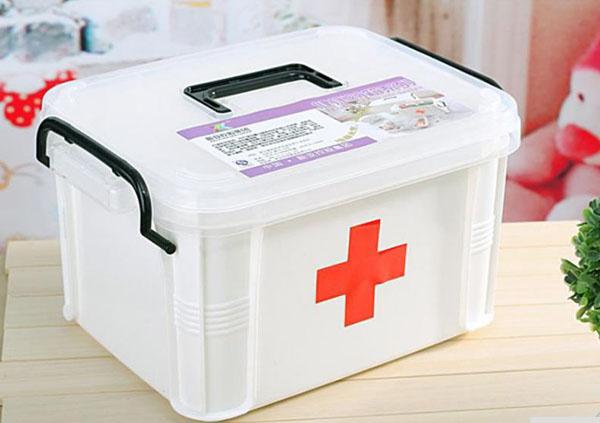 Hộp thuốc y tế tiện dụng cho gia đình