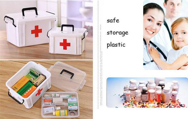 Bán buôn hộp thuốc y tế tiện dụng cho gia đình