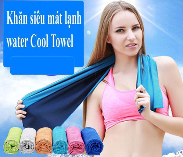 Khăn lạnh siêu mát water Cool Towel