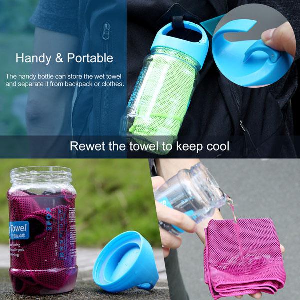 Bán buôn khăn lạnh siêu mát water Cool Towel