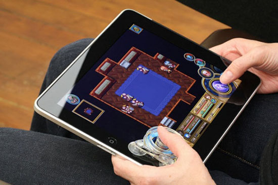 Núm gạt chơi game mini Mobile Game Remote Control