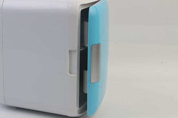 Tủ lạnh mini 2 chiều 4 lít tiện dụng