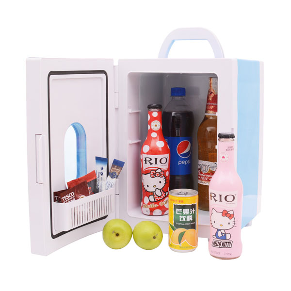 Tủ lạnh mini cho xe hơi 10L tiện dụng