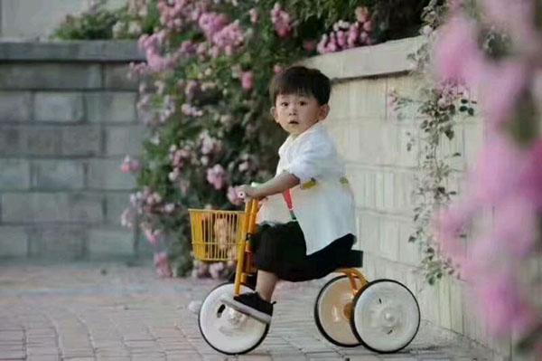 Bán buôn xe đạp 3 bánh xuất Nhật cho bé