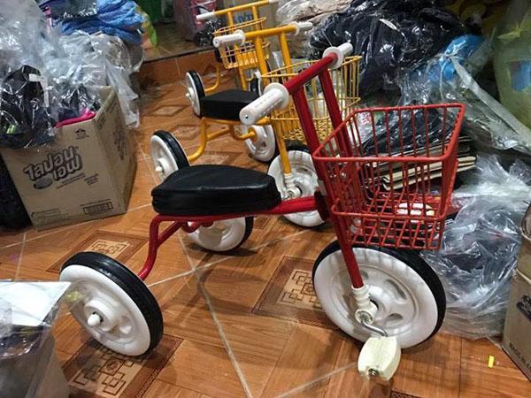 Bán sỉ xe đạp 3 bánh xuất Nhật cho bé