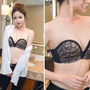 Áo lót nâng ngực không dây mẫu mới 2017