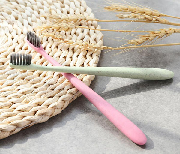 Bàn chải đánh răng lúa mạch cho bé