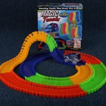 Bộ láp ráp đường đua ô tô Magic Tracks 165pcs