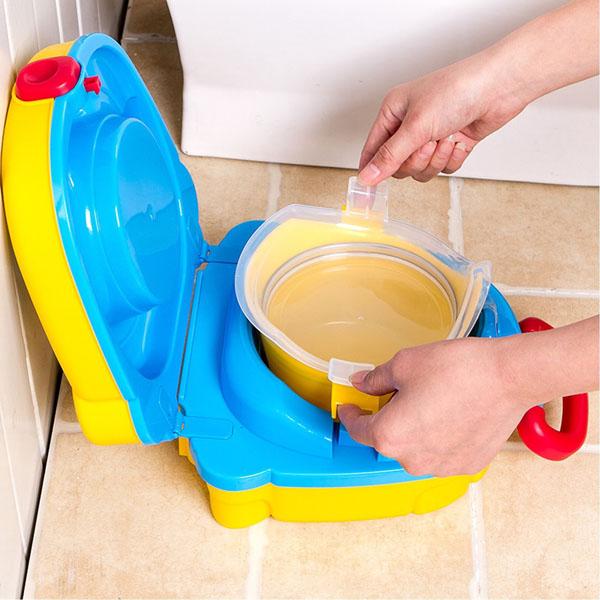 Bán buôn bô vệ sinh cầm tay cho bé My Potty