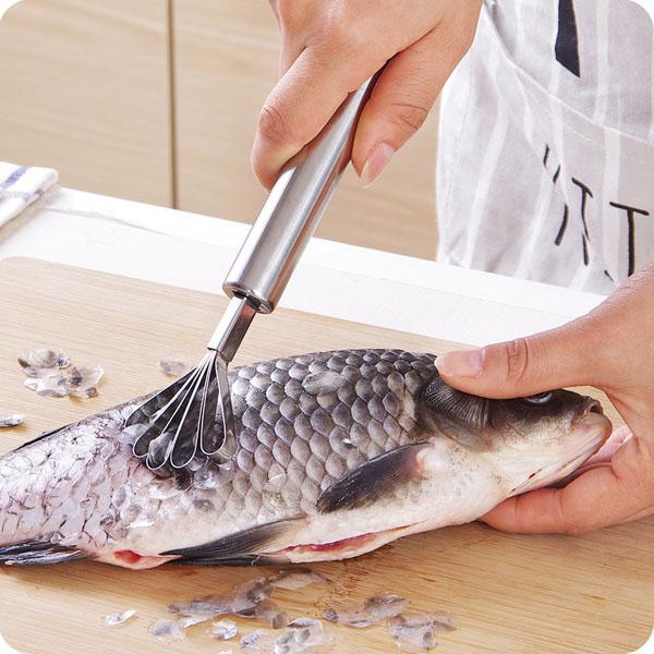 Dụng cụ đánh vảy cá, nạo dừa