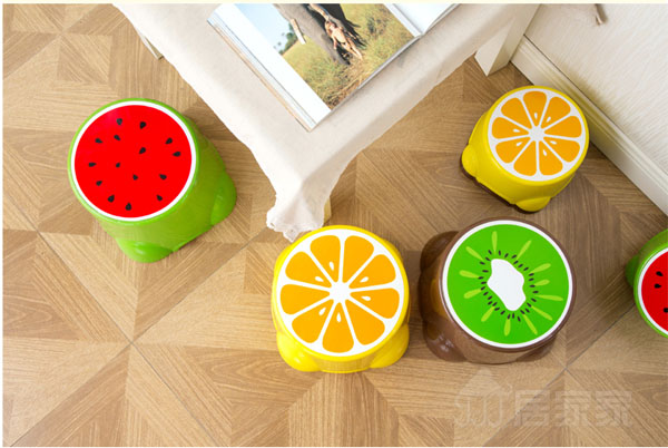 Bán buôn ghế ngồi hình hoa quả