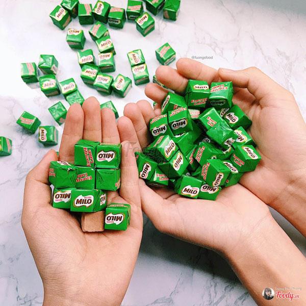 Bán buôn kẹo Milo Cube 100 viên - Hàng xách tay Thái Lan