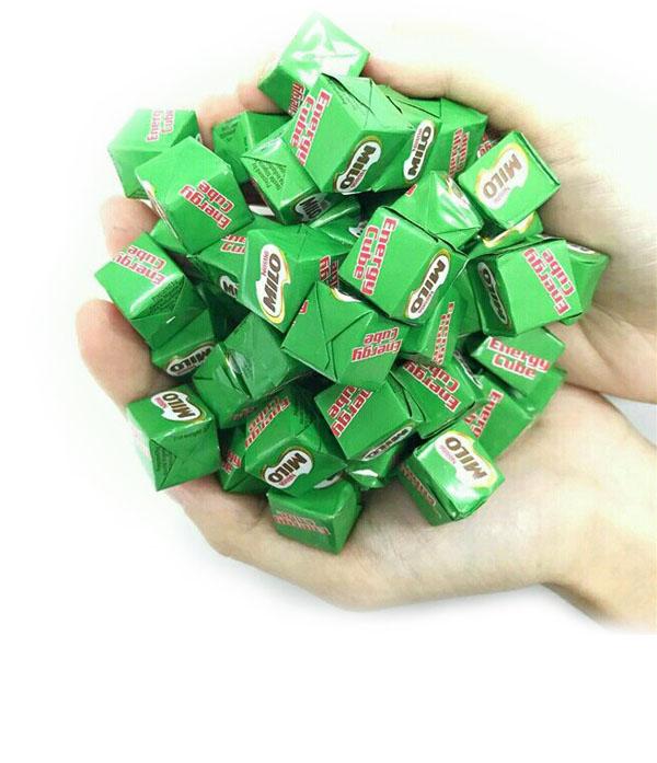 Bán sỉ kẹo Milo Cube 100 viên - Hàng xách tay Thái Lan