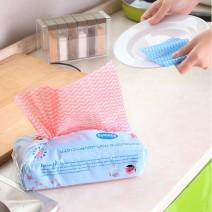 Khăn vải không dệt lau nhà bếp