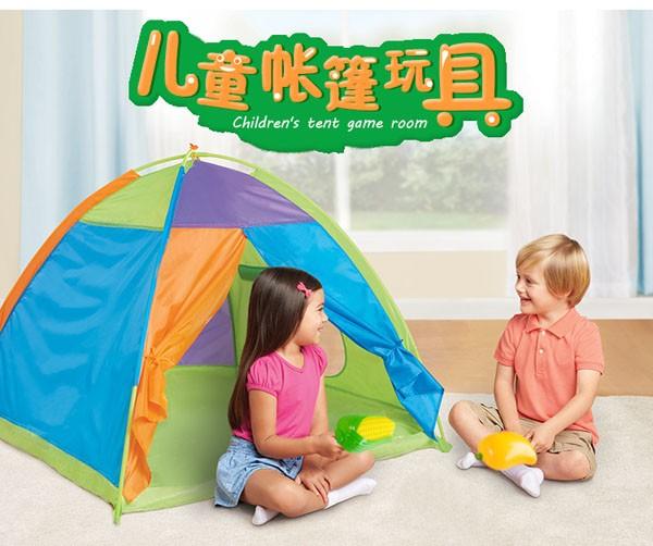 Lều trại du lịch dã ngoại cho bé