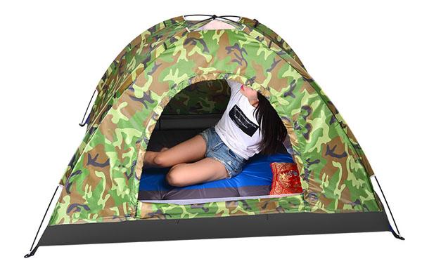 Bán sỉ lều trại du lịch phong cách quân đội