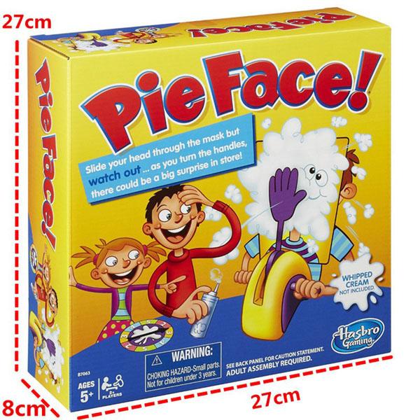Bán buôn trò chơi đập bánh vào mặt Pie Face