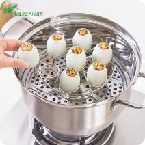Vỉ hấp trứng Inox tiện dụng cho nhà bếp