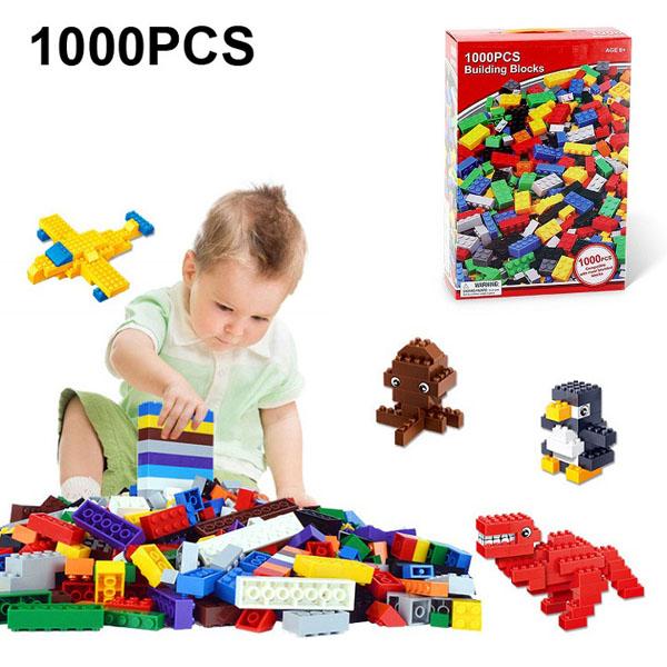 Bộ xếp hình Lego 1000 chi tiết cho bé - Bán buôn siêu rẻ