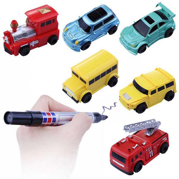 Bán buôn đồ chơi ô tô cảm ứng chạy theo nét vẽ