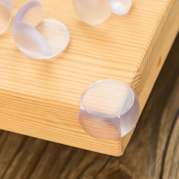 Miếng bịt góc bàn silicon