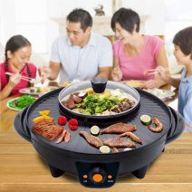 Bếp lẩu nướng 2 trong 1 BBQ GR-36