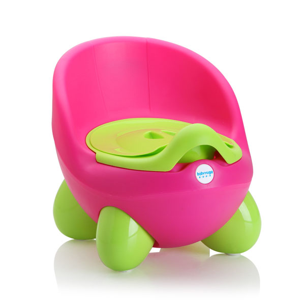 Bô vệ sinh Color Egg cho bé