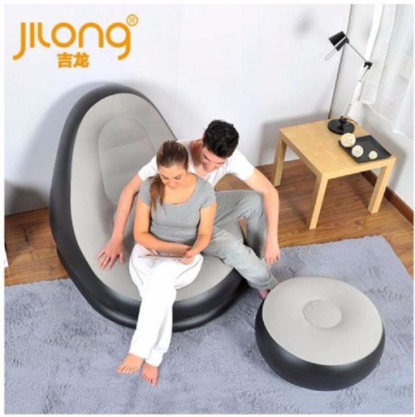 Ghế hơi tựa lưng JiLong