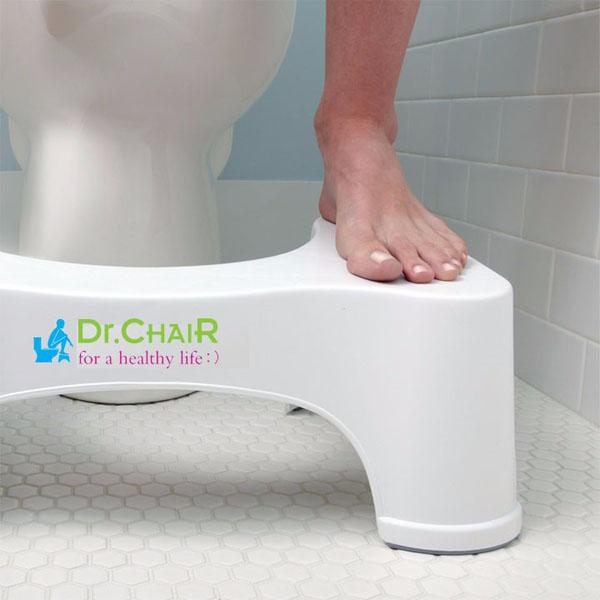 Bán buôn ghế kê chân toilet Dr.ChaiR