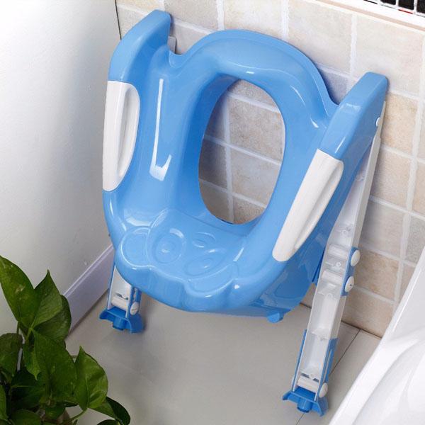 Bán sỉ ghế thang tập ngồi Toilet cho bé