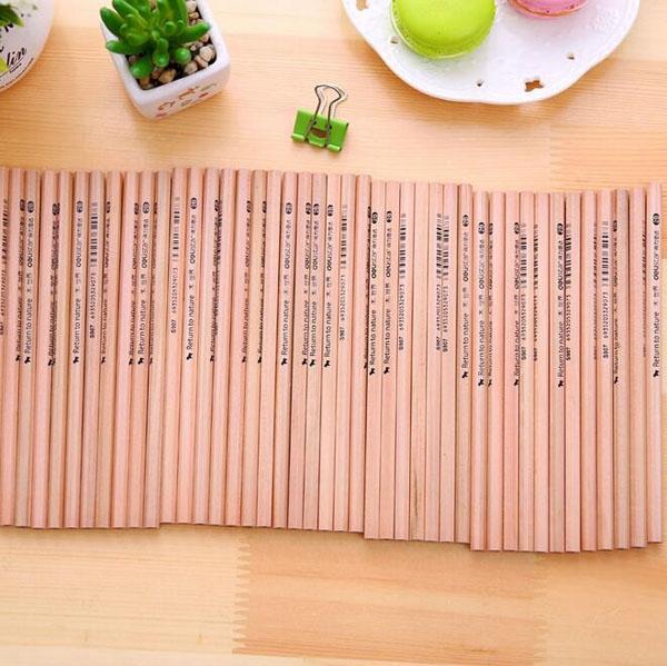 Bán sỉ hộp 50 bút chì gỗ Deli HB