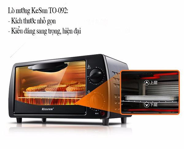 Bán buôn lò nướng điện đa năng Kesun TO-902