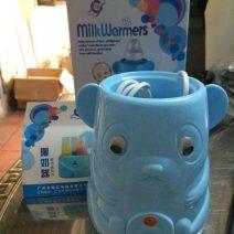 Bán buôn máy hâm sữa hình thú cho bé