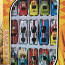 Set 15 mô hình ô tô sắt cho bé