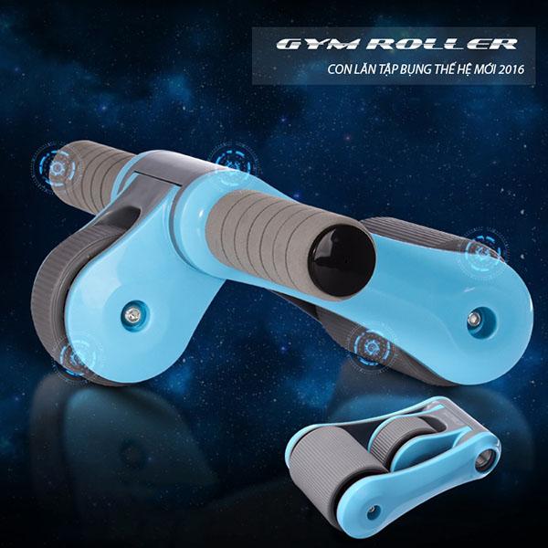 Bánh xe tập cơ bụng Gym Roller thế hệ mới