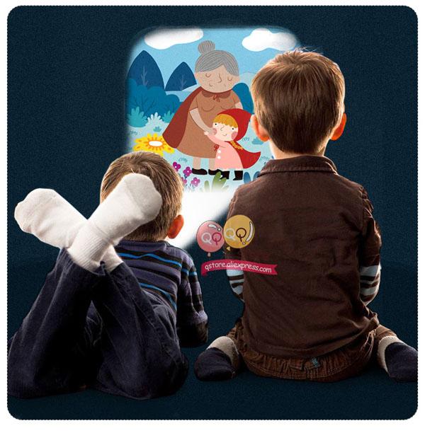 Đèn chiếu phim kể truyện cho bé Mideer